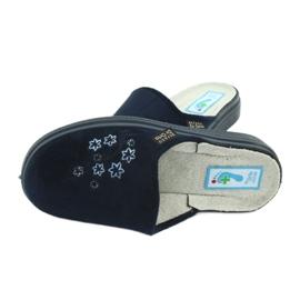 Befado women's shoes pu 132D012 navy 5