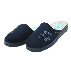 Befado women's shoes pu 132D012 navy 4