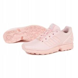 Adidas Originals Zx Flux Jr EG3824 shoes pink 1