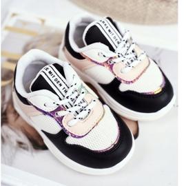 FRROCK Black Matylda Children's Sport Shoes multicolored 4