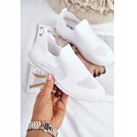 EVE White Bobi Children's Sport Shoes 3