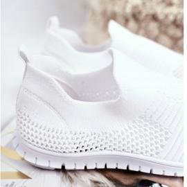 EVE White Bobi Children's Sport Shoes 1