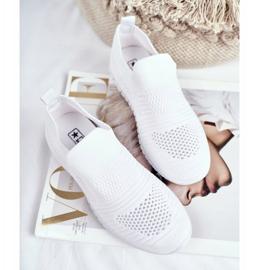 EVE White Bobi Children's Sport Shoes 2