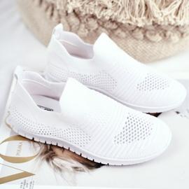 EVE White Bobi Children's Sport Shoes 4