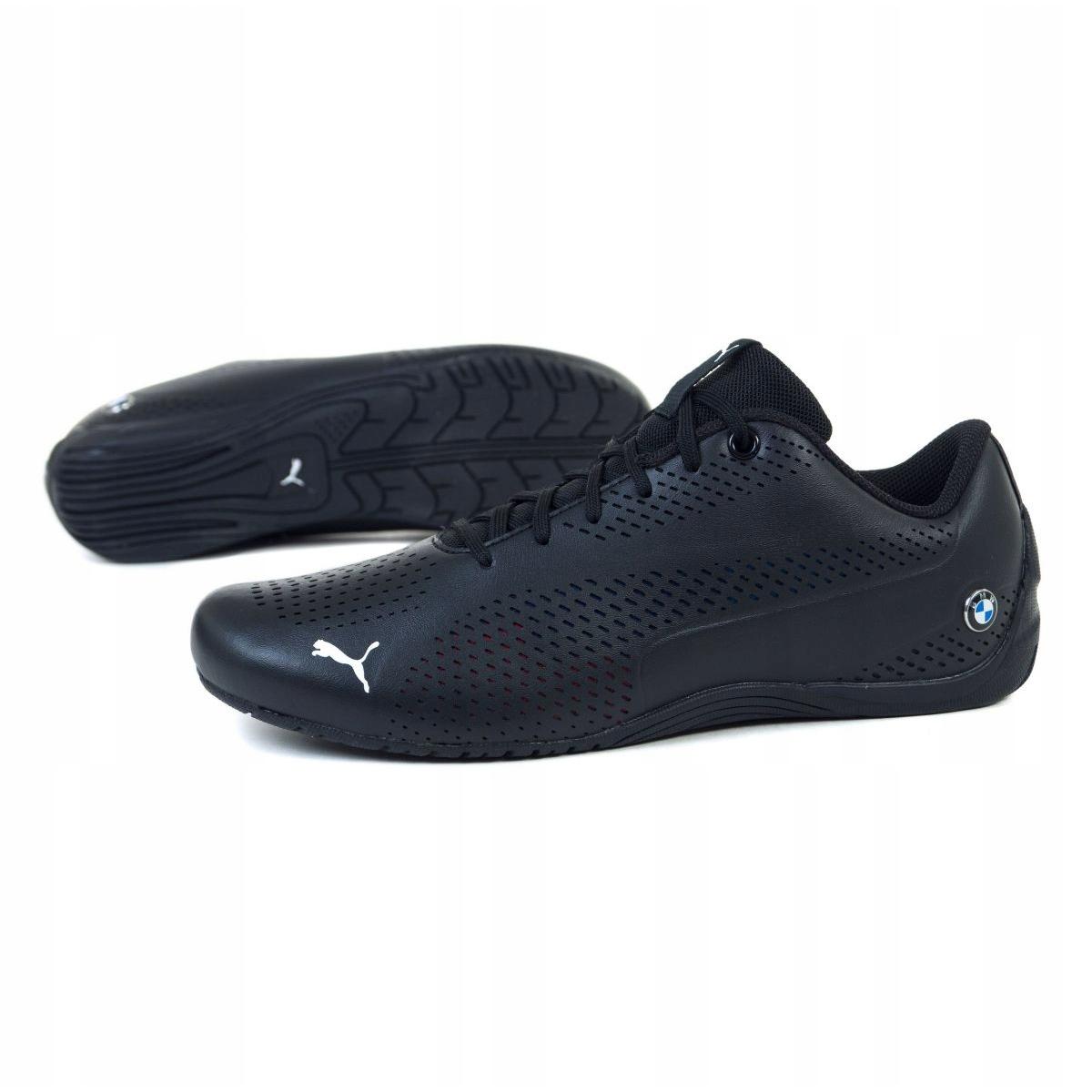 Puma Bmw Mms Drift Cat 5 Ultra Ii M 306495 01 Shoes Black Butymodne Pl