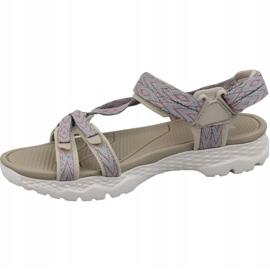 Sandals Skechers Go Walk Outdoors W 14644-TPE beige grey multicolored 1