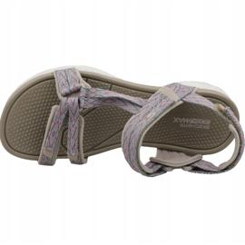 Sandals Skechers Go Walk Outdoors W 14644-TPE beige grey multicolored 2