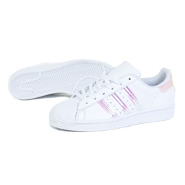 Adidas Superstar Jr FV3139 shoes white black 1