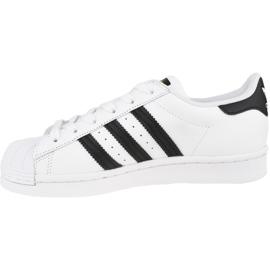 Adidas Superstar Jr FU7712 shoes white 1
