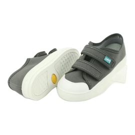 Befado children's shoes 440X014 grey 4