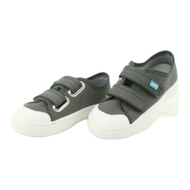 Befado children's shoes 440X014 grey 3