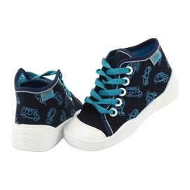 Befado children's shoes 218P059 navy blue 5