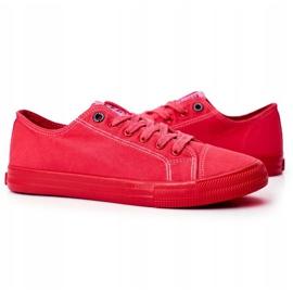 Men's Sneakers Big Star Red FF174336 4