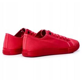 Men's Sneakers Big Star Red FF174336 2