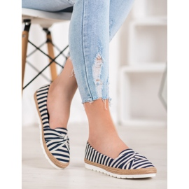 Filippo Slip-on Shoes With Stripes 2
