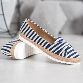 Filippo Slip-on Shoes With Stripes 4