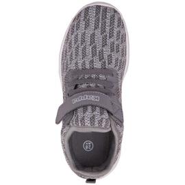 Kappa Gizeh Jr 260597K 1614 shoes grey 1
