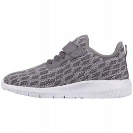 Kappa Gizeh Jr 260597K 1614 shoes grey 2