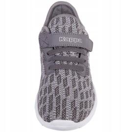 Kappa Gizeh Jr 260597K 1614 shoes grey 3