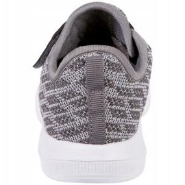 Kappa Gizeh Jr 260597K 1614 shoes grey 4