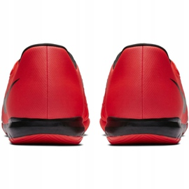 Nike Phantom Venom Academy Ic M AO0570-600 indoor shoes black red 5