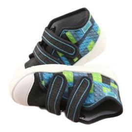 Befado orange children's shoes 212P063 5