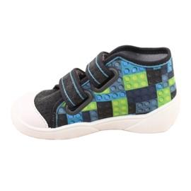 Befado orange children's shoes 212P063 2