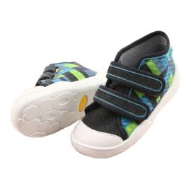 Befado orange children's shoes 212P063 4