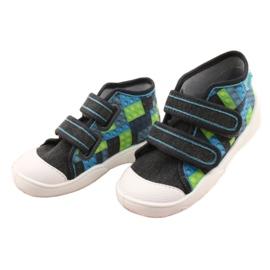 Befado orange children's shoes 212P063 3