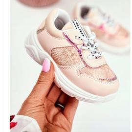 FRROCK Children's Sport Shoes Pink Snake Matylda 5