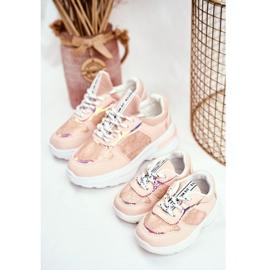 FRROCK Children's Sport Shoes Pink Snake Matylda 1