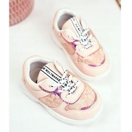 FRROCK Children's Sport Shoes Pink Snake Matylda 4
