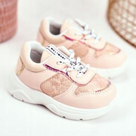 FRROCK Children's Sport Shoes Pink Snake Matylda 6