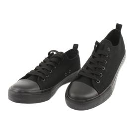 Black American Club LH16 sneakers 3