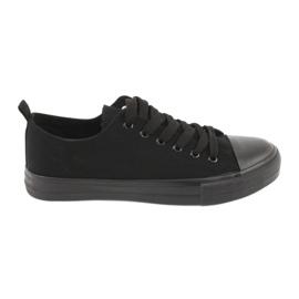 Black American Club LH16 sneakers 1