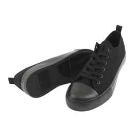 Black American Club LH16 sneakers 5