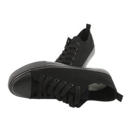 Black American Club LH16 sneakers 6