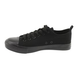 Black American Club LH16 sneakers 2