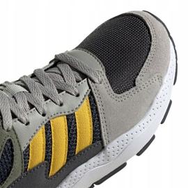 Adidas Crazychaos Jr EG3067 shoes grey green 2