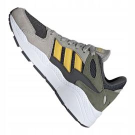 Adidas Crazychaos Jr EG3067 shoes grey green 5