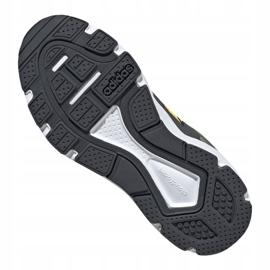 Adidas Crazychaos Jr EG3067 shoes grey green 6