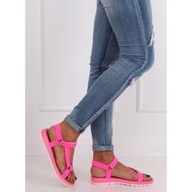 Pink Women's sandals WS9027 Rose 3