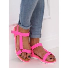 Pink Women's sandals WS9027 Rose 4
