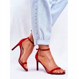 SEA Classic Red Basilian Women's Sandals 1