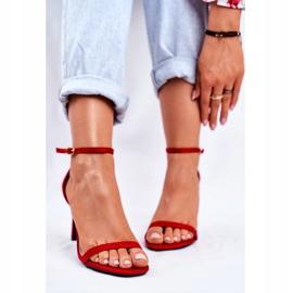 SEA Classic Red Basilian Women's Sandals 2