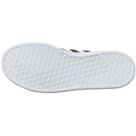 Shoes adidas Grand Court Jr EF0101 white black 6
