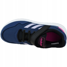 Shoes adidas Archivo C Jr EH0540 navy blue 2