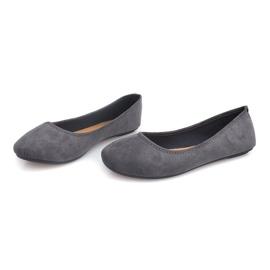 Classic Ballerinas 6000 Gray grey 2