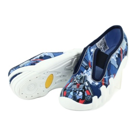 Befado children's shoes 290X204 navy blue multicolored 4