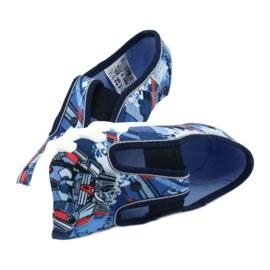 Befado children's shoes 290X204 navy blue multicolored 5